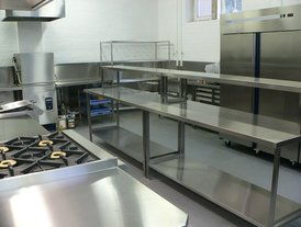 Food service counters 2