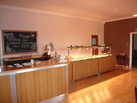 Perton Golf Club Carvery mobile Bain Marie unit