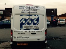 POD Stainless Experts to the Food Service Industry