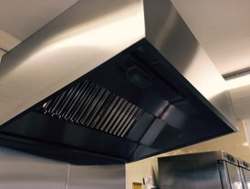 Kitchen air extraction unit