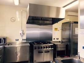 Schoo kitchen refurbishment
