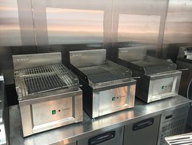 Synergy Grills manufactured by Berco
