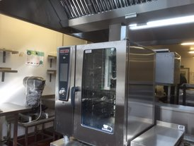 Rational SCC101 combination oven