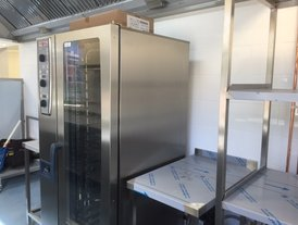 Rational combination oven