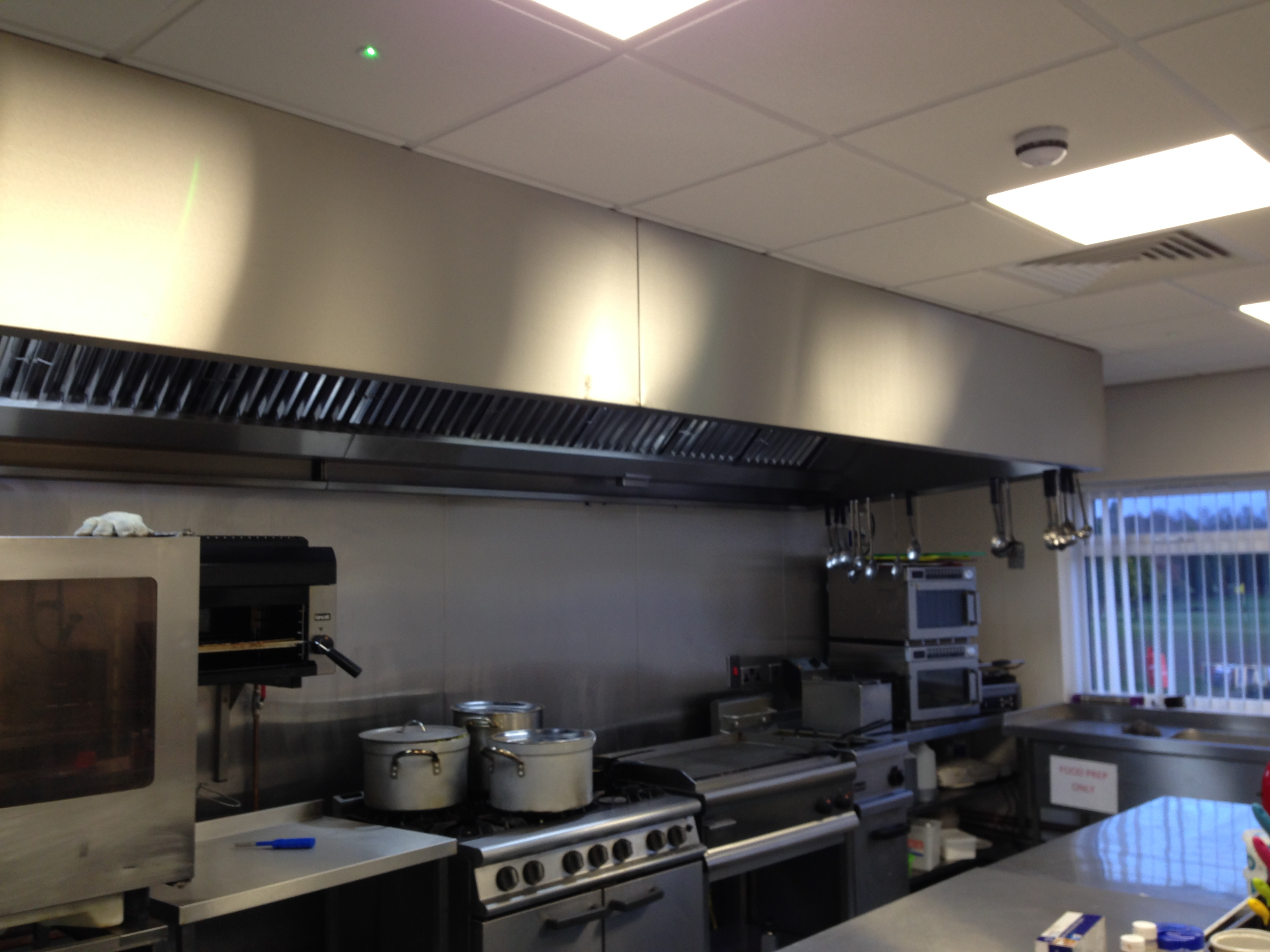 Renovation of The Wergs Golf Club catering facilities