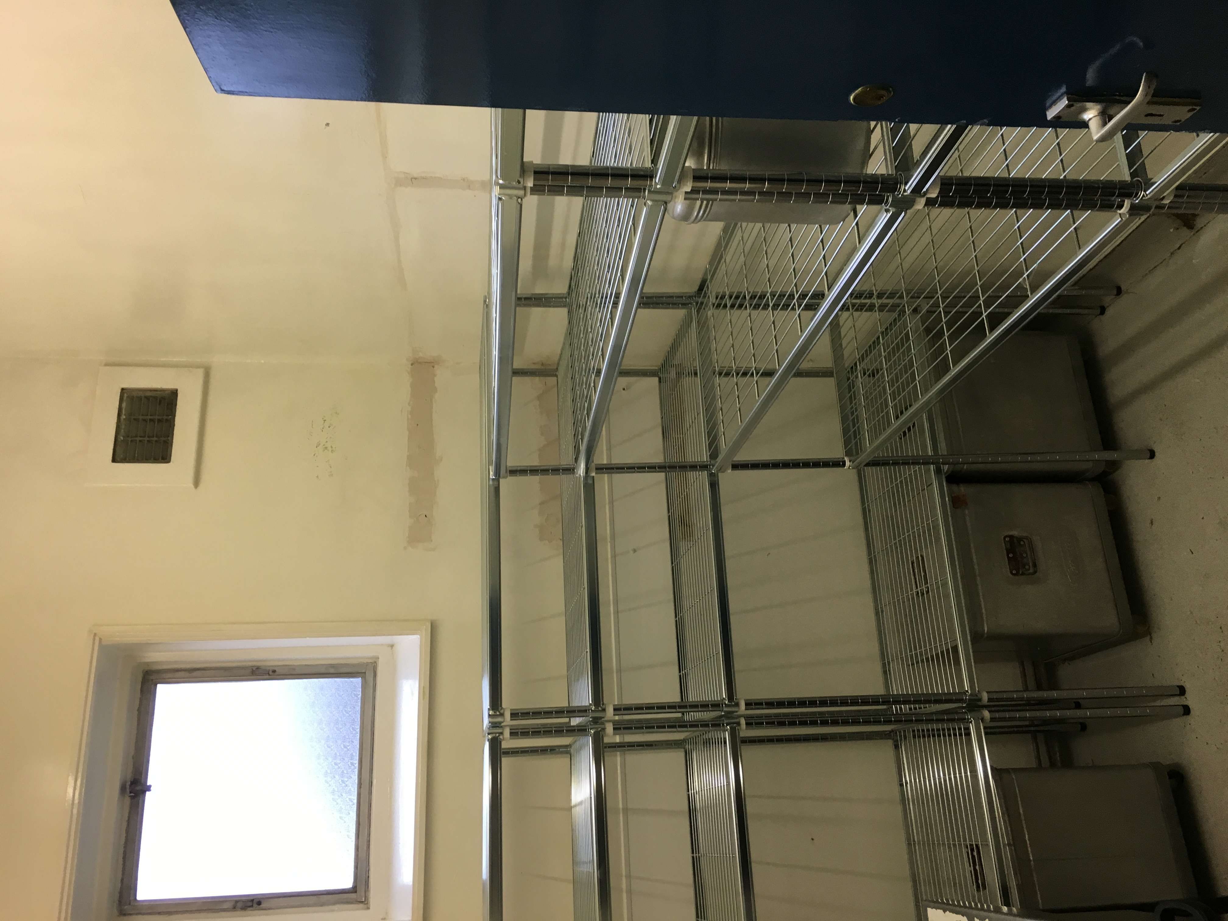 High Arcle - Dry Store Food Racking System